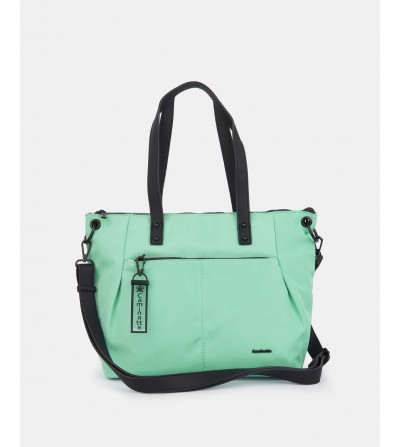 Bolso Shopping Aqua...